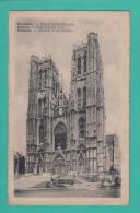 BRUXELLES [Bruxelles ~ Belgique] --> Eglise Sainte-Gudule - Monumenti, Edifici