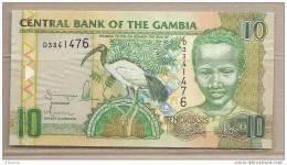 Gambia - Banconota Non Circolata Da 10 Dalasis - 2006 - Gambia