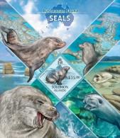 Solomon Islands. 2013 Seals. (416b) - Altri