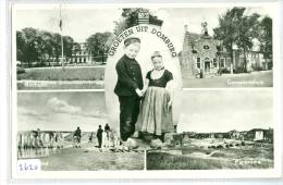 GROETEN UIT DOMBURG * ANSICHTKAART * CPA * ZEELAND (2620) - Domburg