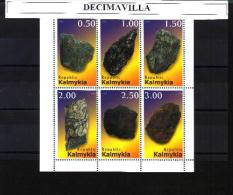 KALM, MINERALES(4), 6 VAL - Minerales & Fósiles