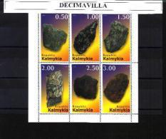 KALM, MINERALES(4), 6 VAL - Minerals & Fossils