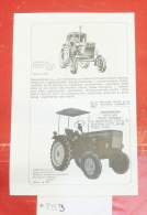 INTERSERVIS Novi Sad (Serbia) General Agent Of TRAKTOREXPRO Moscow SSSR Machinery, Machines Agricoles / Tractor Tracteur - Tracteurs