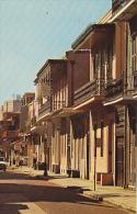 Louisiana New Orleans Bourbon Street Scene