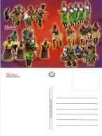Malawi - 2013 Traditional Dances Postcard Mint - Malawi