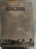 HRVATSKI KRUGOVAL, NDH BROJ 29 1942 - Other