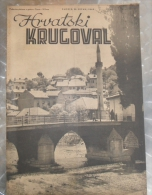 HRVATSKI KRUGOVAL, NDH BROJ 30 1942 - Other