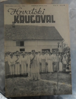 HRVATSKI KRUGOVAL, NDH BROJ 28 1942 - Other