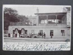 AK WIEN DÖBLING XIX Dangls Bierhalle 1902 //  D*8996 - Sonstige