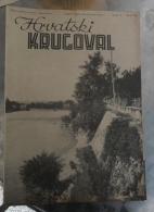 HRVATSKI KRUGOVAL, NDH BROJ 34 1942 - Other