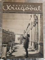 HRVATSKI KRUGOVAL, NDH BROJ 35 1943 - Other