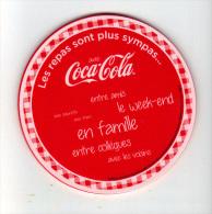 Sous Verre, Sous Bock Coca Cola (13-3541) - Coasters