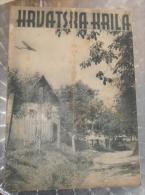 NDH, HRVATSKA KRILA, BROJ 9 1942 - Other