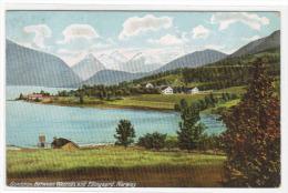 Sondmor Between Westnas & Ellingaard Norway 1910c Postcard - Norway