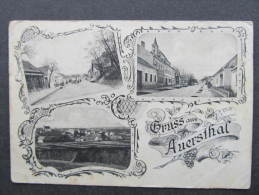 AK AUERSTHAL B. GÄNSERNDORF 1924 //  D*9038 - Gänserndorf