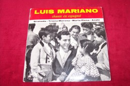 LUIS MARIANO  ° CHANTE EN ESPAGNOL  / GRANADA +++ - Weihnachtslieder