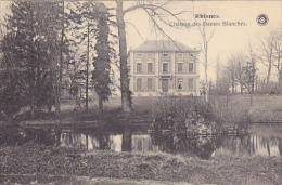 Rhisnes  Chateau Des Dames Blanches  Circulé En 192???? - La Bruyère