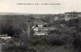 77- COMBS-la-VILLE- La Vallée De Vaux-la-Reine - Combs La Ville