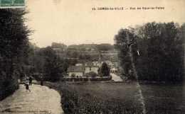 77- COMBS-la-VILLE- Vue De Vaux-la-Reine  Animée - Combs La Ville