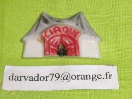 Feves/Cirque, Le Chapiteau  T 25 - Sonstige