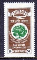 El Salvador  C 51   *  TREES - El Salvador
