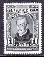El Salvador  C 65   * - El Salvador