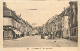 57 SAINT AVOLD RUE HIRSCHAUER - Saint-Avold