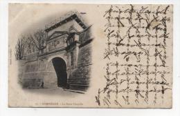 CPA 60  :  COMPIEGNE  La Porte Chapelle   1901  A  VOIR  !!!!!!! - Compiegne