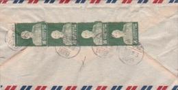 Taiwan 1953 Cover To Hong Kong - Taiwán (Formosa)