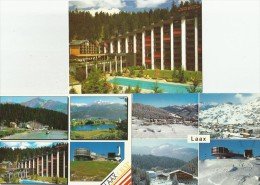 LAAX Happy Little RANCHO Sporthotels 3 Karten - GR Graubünden