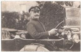 CPA Chauffeur Taxi Vieille Voiture Taxis Charleville 22 Mai 1920 écrit Au Dos 08 Ardennes - Taxi & Carrozzelle