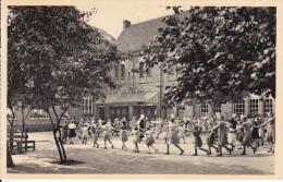 Ravels. -  Open-Lucht-school Voor Zwakke Meisjes;  De  Kleine Speelplaats - Ravels