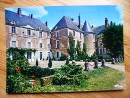 45 : Meung-sur-Loire - Le Château - Partie De Façade - (n°900) - France