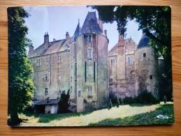 45 : Meung-sur-Loire - Le Château - Façade Et Pont-levis - Plan Inhabituel - (n°902) - France