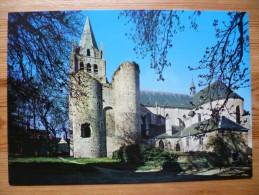 45 : Meung-sur-Loire - L´Eglise Et Son Donjon Où François Villon Fut Emprisonné L´été 1461 - France