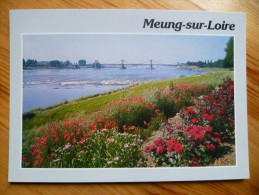 45 : Meung-sur-Loire - Sur Les Bords De La Loire - (n°906) - France
