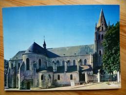 45 : Meung-sur-Loire - Collégiale Saint-Liphard - (n°907) - France