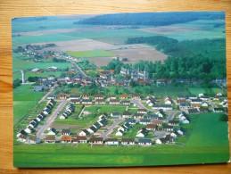45 : Huisseau-sur-Mauves - Vue Aérienne - Plan Inhabituel - (n°910) - Altri Comuni