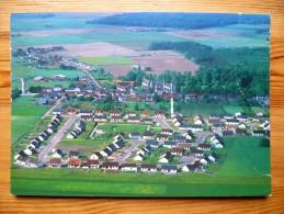 45 : Huisseau-sur-Mauves - Vue Aérienne - Plan Inhabituel - Qq Plis Et Rayures - En L'état - (n°911) - Otros Municipios
