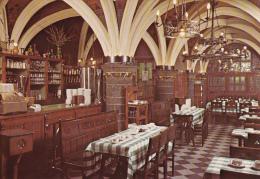 Gent.  -  Restaurant - Tea - Room - Cafe;  Raadskelder ANNO 1425 - Gent