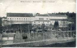 (19) CPA  Corrèze – BRIVE – Eglise St-Sernin - Brive La Gaillarde
