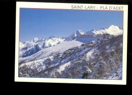 SAINT ST LARY PLA D'ADET Hautes Pyrénées 65 : Les Chalets En Hiver - Frankreich