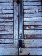 Baïonnette Argentine Et Fourreau - Knives/Swords