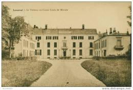 Loverval (Gerpinnes) : Le Château Du Comte Louis De Mérode - Gerpinnes