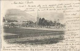 Val D' Ajol 88 Vue Prise Des Caves Glaçières - Francia