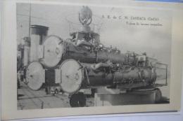 Card Construccion Naval Cadiz Cañon De Torpedos - Books, Magazines  & Catalogs
