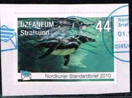 Nordkurier Standardbrief O Ozeaneum Stralsund - BRD