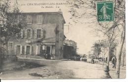 CHATEAUNEUF-LES-MARTIGUES .    La Mairie. - Autres Communes