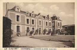 Loire Atlantique -ref A738- Chateau De La Boissiere  Du Doré  -carte Bon Etat  - - Other Municipalities