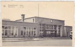 Grammont La Gare Geraardsbergen Station - Belgique